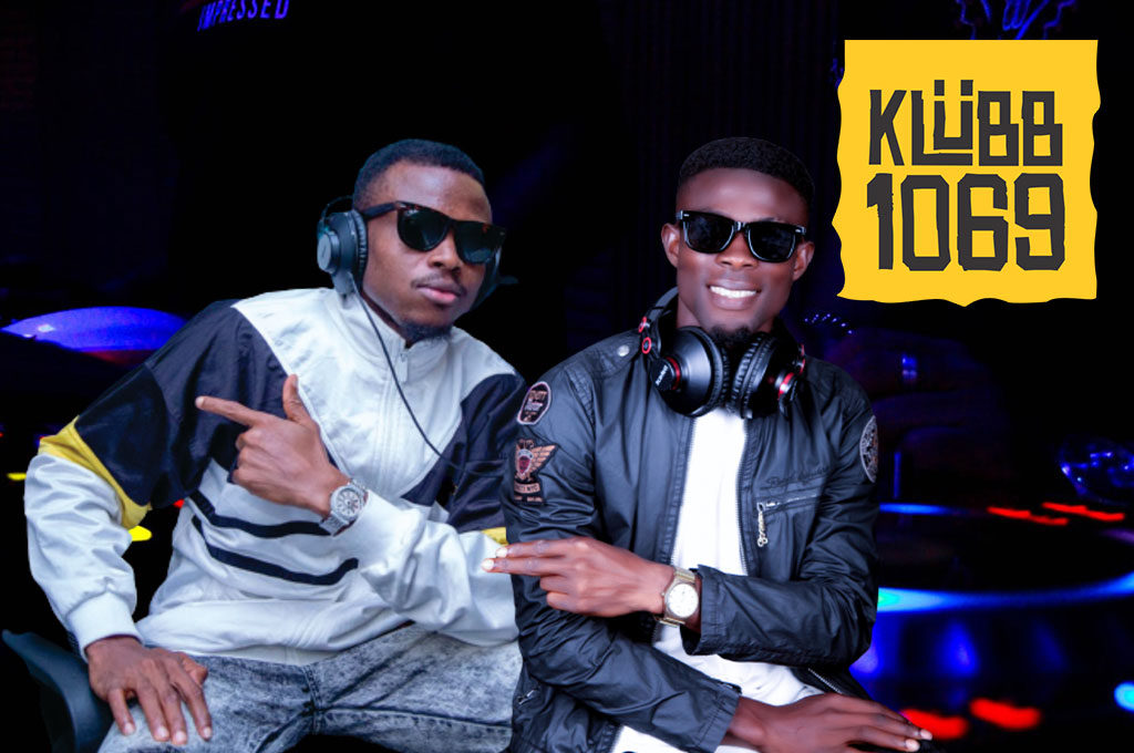 klubb 1069 with VDJ Chop Money and danny p