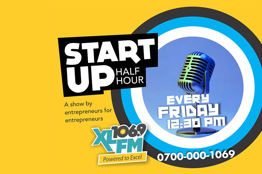 startup half hour with francis onuk