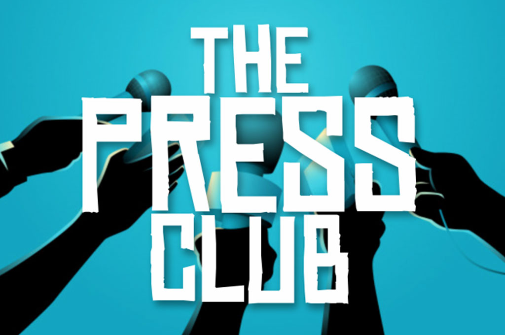 The Press Club with YuGee Bamidele